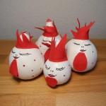 Hühner Gruppe